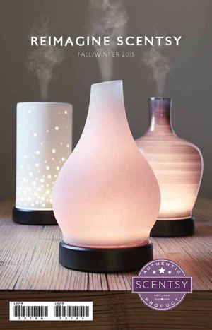 Scentsy Fall/Winter  Warmers