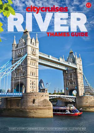 CITY CRUISES RIVER THAMES GUIDE 2015