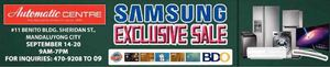 Samsung Exclusive Sale At Automatic Centre From September 14 20 201572464 72464