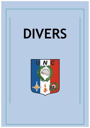 Divers 150915