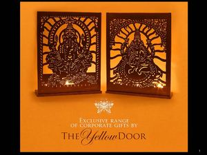 The Yellow Door Corporate Gifts Catalogue Sep 2015 Sdg