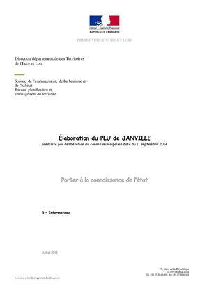 Calaméo 1 Page De Garde Du Dossier