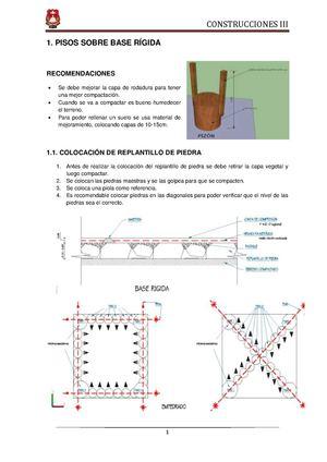 Calam o construcciones y detalles constructivos u c a c u e - Se puede colocar un piso ceramico sobre otro ...
