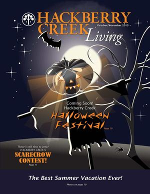 Hackberry Creek Living Oct/Nov 2015