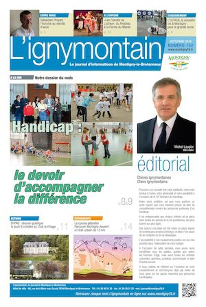 L'ignymontain n°152 - Octobre 2015