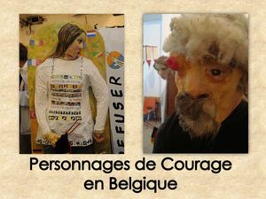 Personnages De Courage Atd Quart Monde