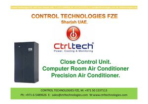 Close Control Unit Ccu Precision Air Conditioner Server Room Air Conditioner Crac Computer Room Air Conditioner Liebert Emicon Airedale Stulz