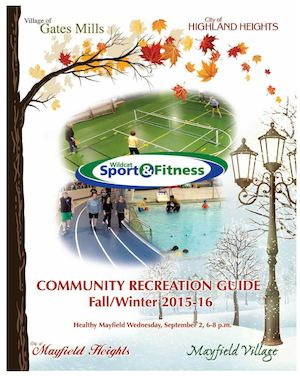 2015 Fall & Winter Community Recreation Guide