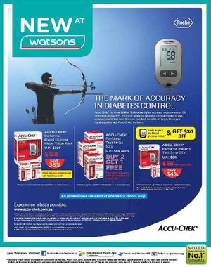 Accu Check Promotion At Watsons Offers Valid Till December 31 201572979 72979