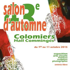 Catalogue du 43ème salon d'automne de Colomiers