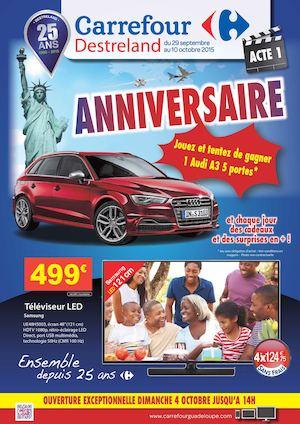 Calaméo Catalogue Carrefour Anniversaire 25 Ans