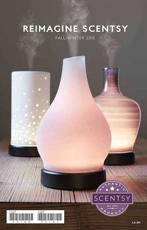Scentsy Fall/Winter 2015