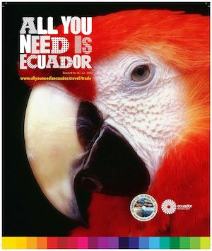 ALL YOU NEED IS ECUADOR - DEUTSCH