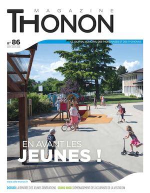 Thonon magazine n°86