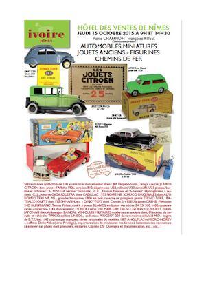 Octobre Calaméo Toys Et 2015 Dinky 9h 15 Jouets À Anciens Jeudi O08vnwmN
