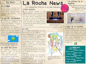 Newsletter Du 09 Octobre