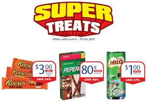 Super Treats At Cheers Offer Valid From October 6 19 201573463 73463