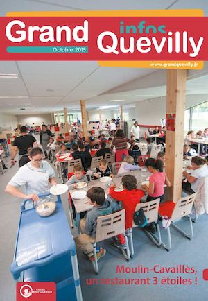 Grand Quevilly infos - octobre 2015