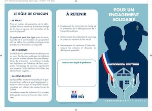 Brochure Particpation Citoyenne