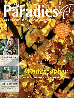 Mein Paradies   Das Magazin Der Gartenbaumschulen 05/15