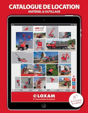 Calameo Loxam Catalogue Location 2016