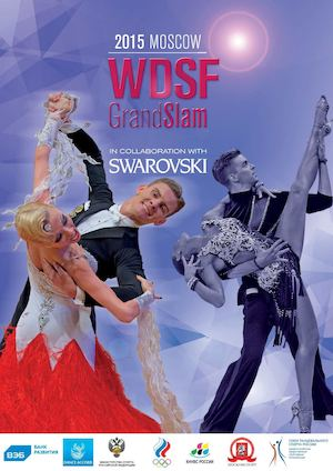 WDSF GrandSlam Moscow 2015