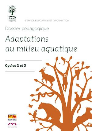Adaptations Au Milieu Aquatique (cycles 2-3)