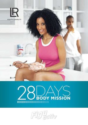 Figuactiv Body Mission Brochura 28 Dias