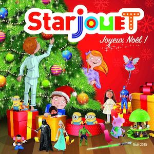 Catalogue Starjouet 2015