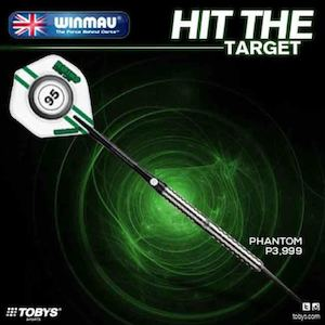 Winmau Phantom Darts For P3999 Available At Tobys Sport While Stocks Last74025 74025