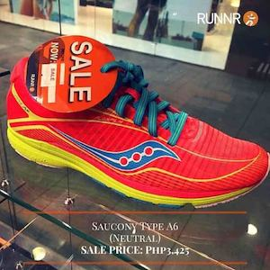 Saucony Type A6 For P3425 Available At Runnr While Stocks Last 74041