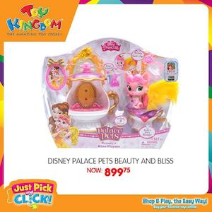 Disney Palace Pets Beauty And Bliss For P899 75 At Toy Kingdom While Stocks Last74053 74053