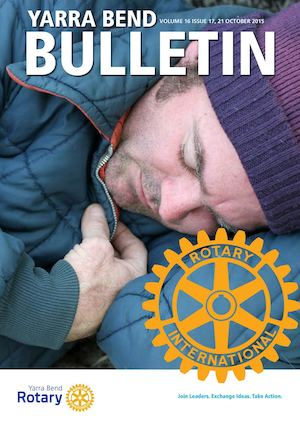 Yarra Bend Rotary Bulletin Volume 16 Issue 17