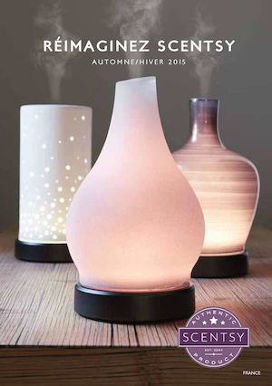 Catalogue Scentsy HOME .Automne Hiver 2015