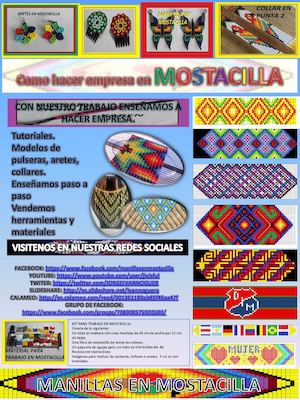 Revista No 1 Manillas En Mostacilla