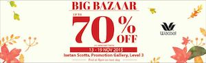 Big Bazaar Sale Up To 70 Off At Isetan Scotts From November 13 19 201574274 74274