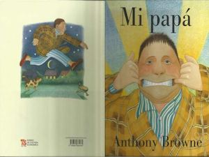 Mi Papá Anthony Browne