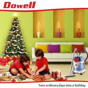 Turn Every Day Into Holiday With Dowell Vaccum Cleaner While Stocks Last74343 74343