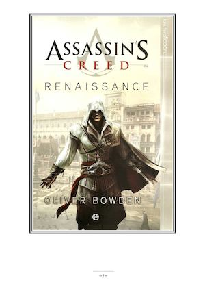 Assassin's Creed Renaissance - Oliver Bowden