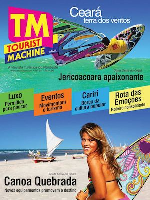 Revista Tourist Machine 34