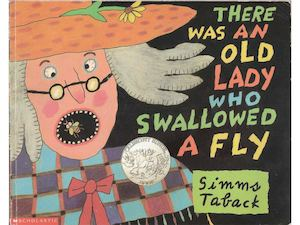 Taback S (1997) There Was An Old Lady Who Swallowed A Fly (1)