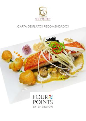 Carta Recomendada Four Points