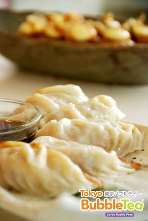 Try Our Perfectly Cooked Gyoza At Tokyo Bubble Tea While Stocks Last 74359