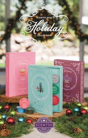 Scentsy 2015 Holiday Book