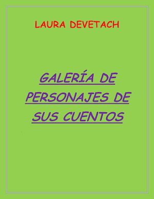 Laura Devetach Pdf