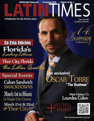 Latin Times Magazine Volume 14 No 1