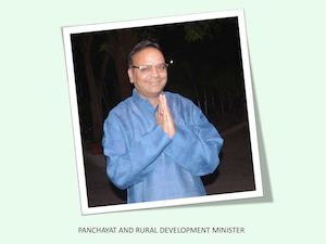 Panchayat And Rural Development Minister