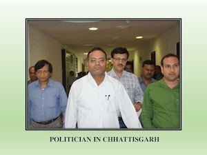 Politician Of Chhattisgarh