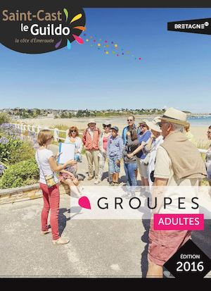 Brochure Groupes Adultes 2016