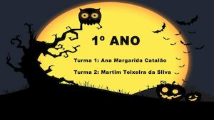 Vencedores Do Concurso De Halloween